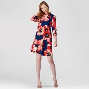 Sami and Dani Floral Printed Swing Dress size S